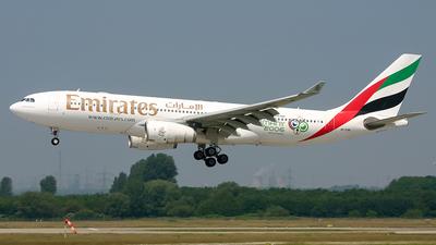 A6-EAN - Airbus A330-243 - Emirates