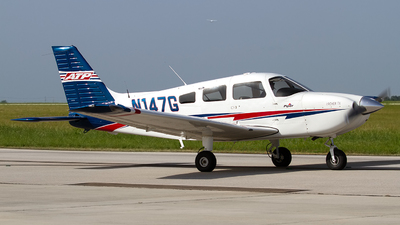 N147G - Piper PA-28-181 Archer TX - ATP Flight School