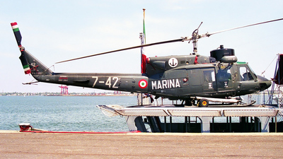 MM81087 - Agusta-Bell AB-212ASW - Italy - Navy
