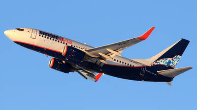 VP-BYY - Boeing 737-752 - Smartavia