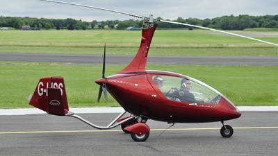 G-LISS - AutoGyro Europe Calidus - Private