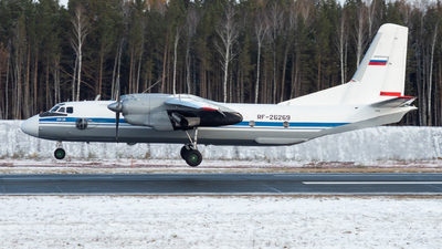 RF-26269 - Antonov An-26 - Russia - Federal Border Guards Aviation Command