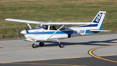 OK-DSR - Cessna 172 Skyhawk - Delta System-Air