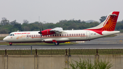 VT-AII - ATR 72-212A(600) - Air India Regional (Alliance Air)