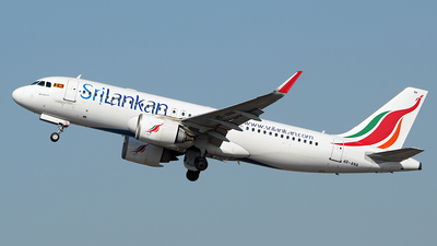 4R-ANA - Airbus A320-251N - SriLankan Airlines