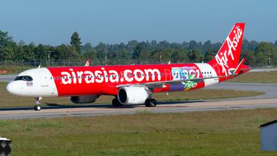 A picture of HSEAB - Airbus A321251NX - AirAsia - © Amarase Pamarapa
