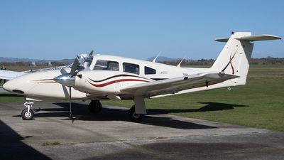 ZK-MBO - Piper PA-44-180T Turbo Seminole - Private