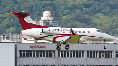 B-95119 - Embraer 505 Phenom 300 - Private