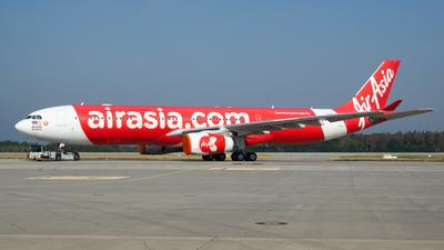 EI-GTT - Airbus A330-343 - AirAsia X