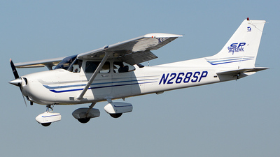 A picture of N268SP - Cessna 172S Skyhawk SP - [172S9473] - © diopere geert