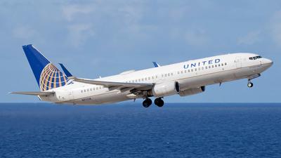 N77518 - Boeing 737-824 - United Airlines