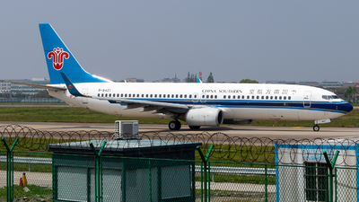 B-5421 - Boeing 737-81B - China Southern Airlines