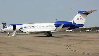 OE-IPL - Gulfstream G600 - MJet