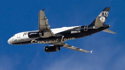 N633JB - Airbus A320-232 - jetBlue Airways