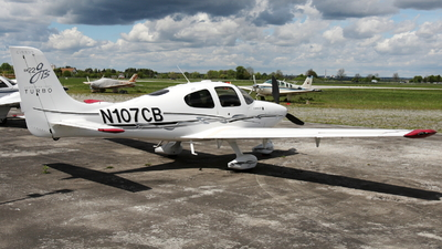 N107CB - Cirrus SR22-GTS G3 Turbo - Private
