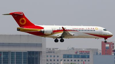 B-3386 - COMAC ARJ21-700 - Chengdu Airlines