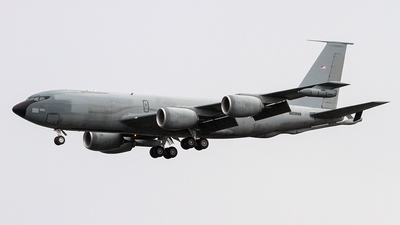 N572MA - Boeing KC-135R Stratotanker - Private