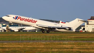 C-GKKF - Boeing 727-227(Adv)(F) - Purolator Courier (Kelowna Flightcraft Air Charter)