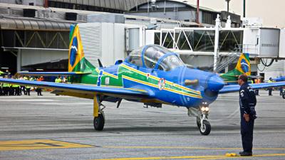 FAB5917 - Embraer A-29B Super Tucano - Brazil - Air Force