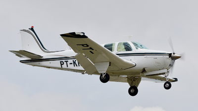 PT-KRU - Beechcraft 35 Bonanza - Private