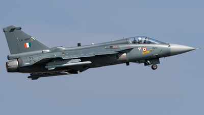 LA5007 - Hindustan Aeronautics LCA Tejas Mk.I - India - Air Force