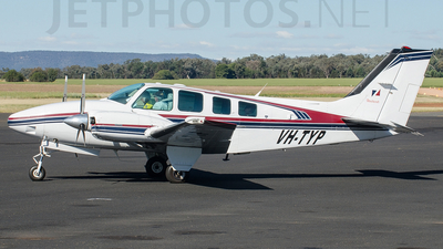 A picture of VHTYP - Beech 58 Baron - [TH1754] - © Jayden Laing