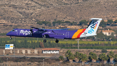 G-PRPE - Bombardier Dash 8-Q402 - Flybe