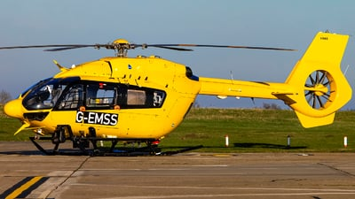 G-EMSS - Airbus Helicopters H145 - Babcock MCS Offshore