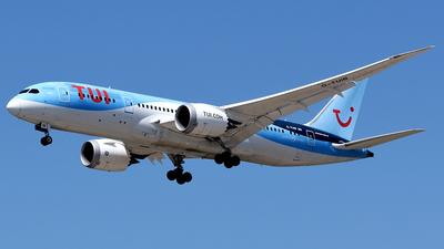 A picture of GTUIB - Boeing 7878 Dreamliner - TUI fly - © Savas binici