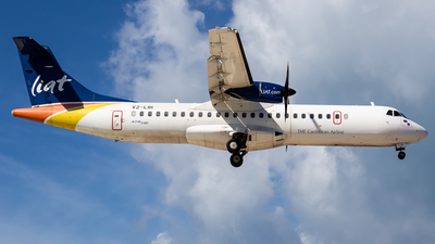 V2-LIH - ATR 72-212A(600) - Leeward Islands Air Transport (LIAT)
