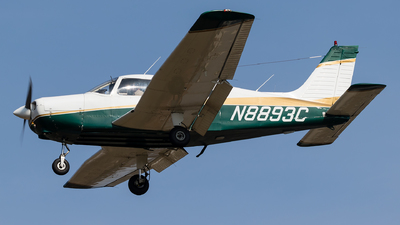 N8893C - Piper PA-28-151 Warrior  - Private