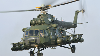 6112 - Mil Mi-17-1V Hip - Poland - Army
