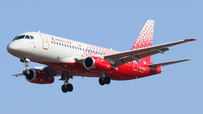 RA-89130 - Sukhoi Superjet 100-95B - Rossiya Airlines
