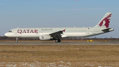 A picture of A7AIC - Airbus A321231 - Qatar Airways - © Calin Horia Lupu