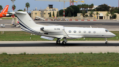 XA-RIN - Gulfstream G300 - Private