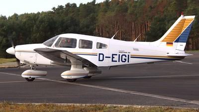 D-EIGI - Piper PA-28-181 Archer II - Private