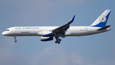 N660AM - Boeing 757-223(PCF) - Olympus Airways