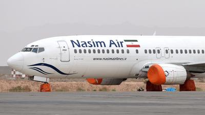 PK-CKA - Boeing 737-4Q8 - Nasim Air