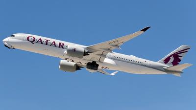 A7-ALW - Airbus A350-941 - Qatar Airways