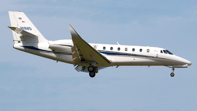 HI985 - Cessna 680 Citation Sovereign - Helidosa
