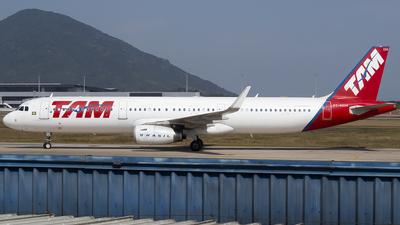 PT-MXM - Airbus A321-231 - TAM Linhas Aéreas