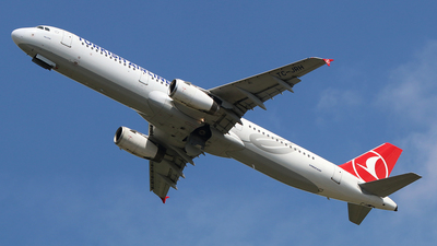 TC-JRH - Airbus A321-231 - Turkish Airlines