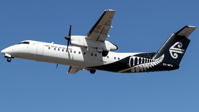 ZK-NFA - Bombardier Dash 8-311 - Air New Zealand