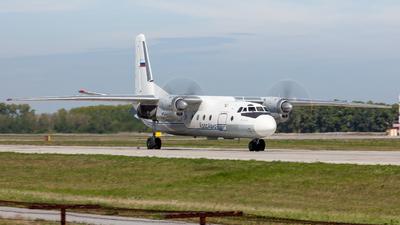 RA-46642 - Antonov An-24RV - Kras Avia