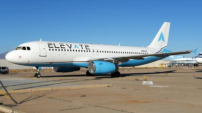 N804RR - Airbus A320-231 - Elevate Jet