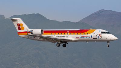 EC-JCO - Bombardier CRJ-200ER - Iberia Regional (Air Nostrum)