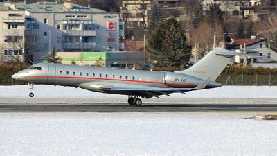 9H-VJE - Bombardier BD-700-1A10 Global 6000 - VistaJet
