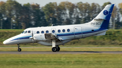 PH-BCI - British Aerospace Jetstream 32 - AIS Airlines