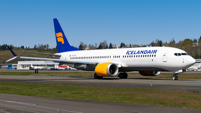TF-ICP - Boeing 737-8 MAX - Icelandair