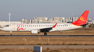 B-3125 - Embraer 190-100IGW - GX Airlines